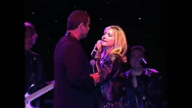 Olivia Newton John John Travolta Youre the One That I