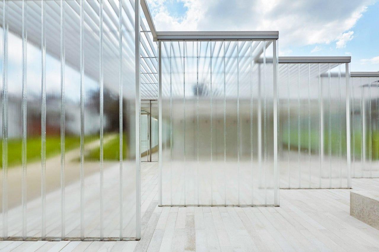Trahan Architects/Луизиана, павильон на плантации 18 века.