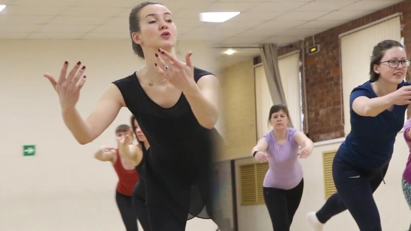 Body Ballet Spb Видео с нашего урока