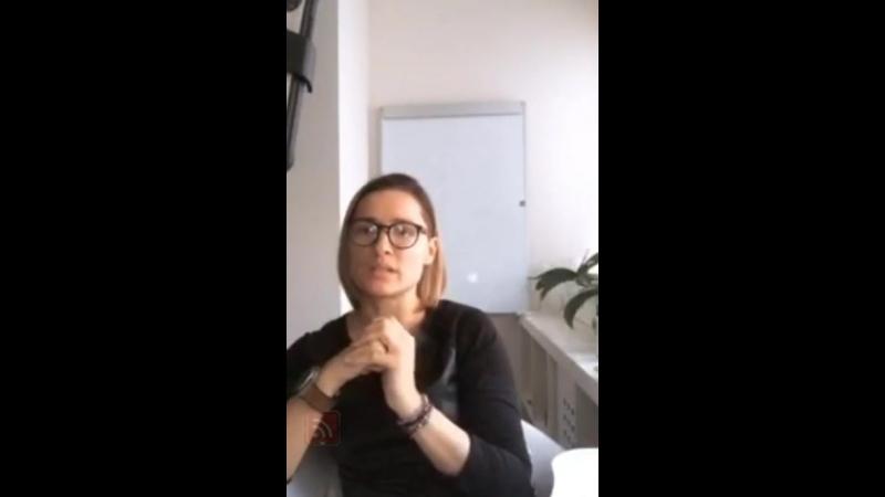 Ольга Николаева (Солнце) в прямом эфире 23.04.2018.
