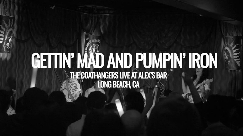 Gettin' Mad and Pumpin' Iron Official Live Video