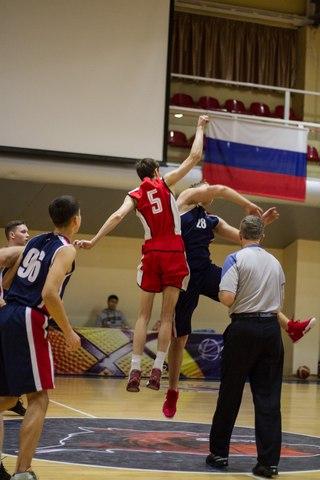 Лига ЧЕЛБАСКЕТ, 7 тур. 14.11.17