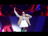 180414 ZICO - BERMUDA TRIANGLE + FANXY CHILD (@ Etude House Pink Play Concert)