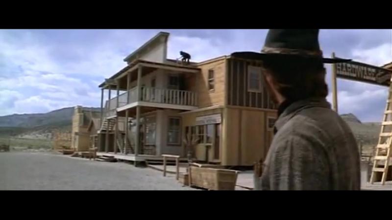 Ein Fremder ohne Namen (1973)Clint Eastwood