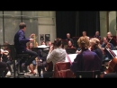 Репетиция балета Жизель