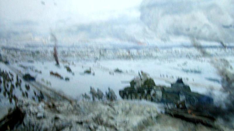 панорама прорыв блокады Ленинграда