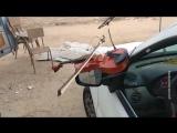 В Интернете набирает популярность ролик, как автомобиль играет на скрипке.