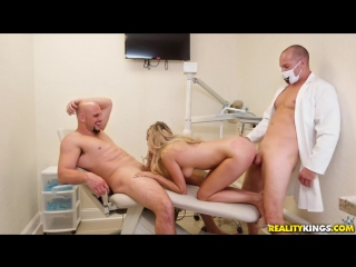 Секс порно у врача серия 1