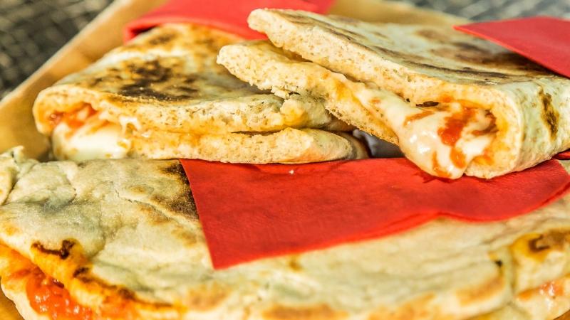 PP09. Piadizza - Pizza Farcita in Padella