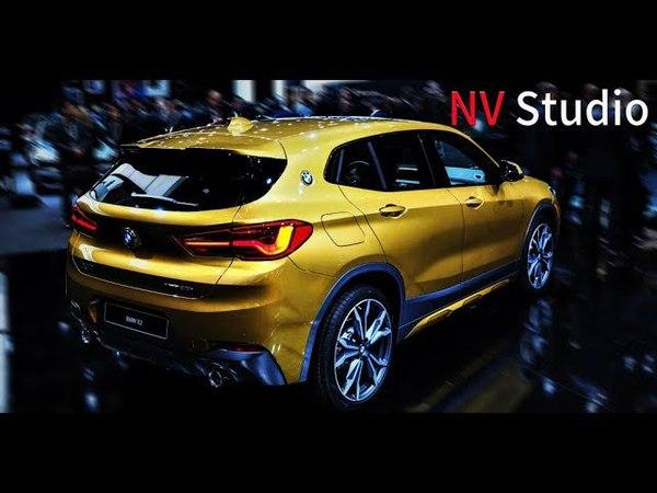 NEW 2019 - BMW X2 xDrive 28i M Sport V6 3.0L 400hp - 1080p Full HD 60 fps