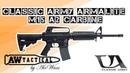 Страйкбольный автомат CLASSIC ARMY ARMALITE M15A2 CARBINE AR006M