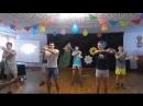 Поздравление от парней на 8 марта. Великолепный танец Горностаевская ООШ №1 240 X 426 .mp4