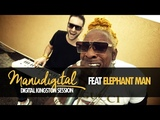 MANUDIGITAL &amp ELEPHANT MAN - DIGITAL KINGSTON SESSION (Official Video)