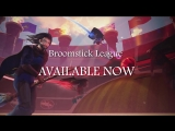 Трейлер обновления Broomstick League для Citadel: Forged with Fire.