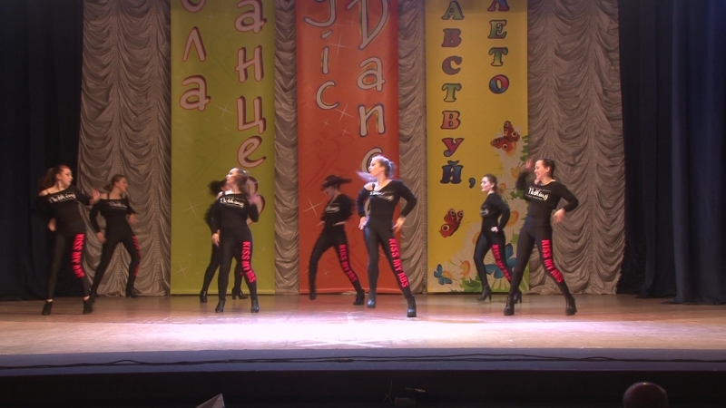 Illusion crew - The best show Choreo by Marilants
