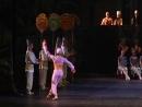 La Bayadère - Act II Grand Pas, Gamzatti and Solor - Maria Allash, Nikolai Tsiskaridze