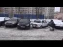 Действенный метод борьбы с неправильной парковкой