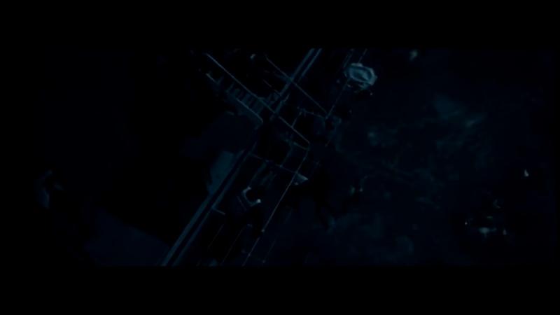Титаник. Последние 2 минуты. Реальное освещение