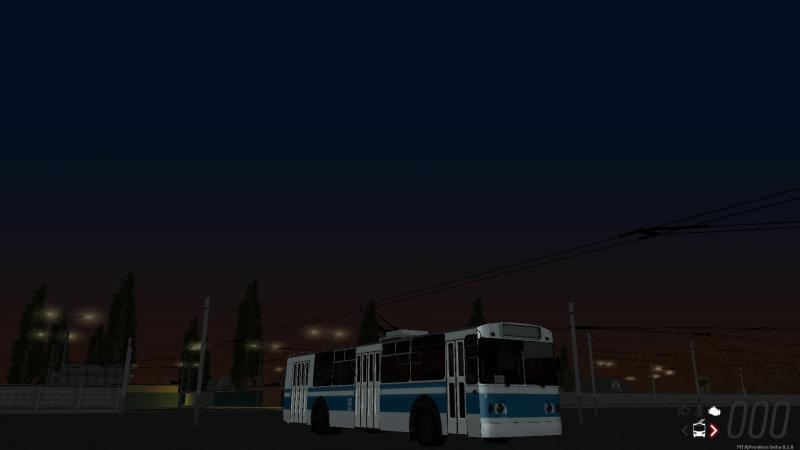 MTA Province | Служебный троллейбус ЗиУ-682 № 99