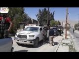 Герои спецназа контролируют ар-Рейхан и его фермы в Восточной аль-Гуте