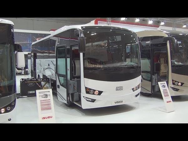 Isuzu Visigo InterUrban Bus Exterior and Interior