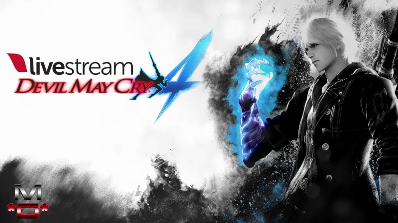 ► Devil May Cry 4 {Reshade/Gamepad} 4 → Легендарный Тёмный Рыцарь и Орды Демонов [i5/16GB/GTX1060]