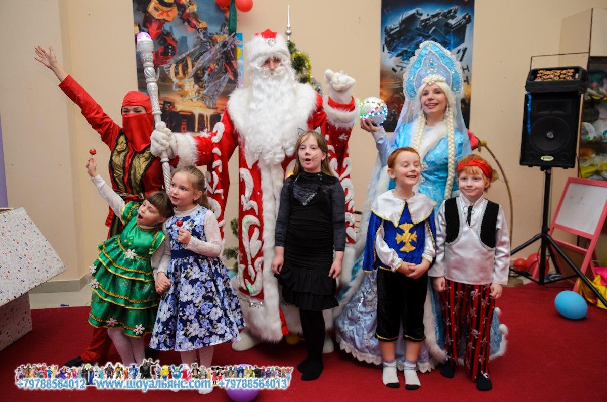 Новогодние праздники в Севастополе