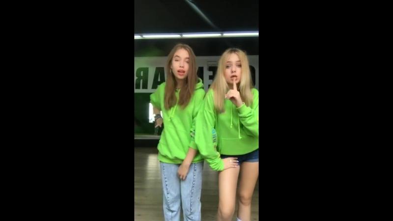 Юля Гамалий и Лера Дидковская Tik Tok Open Kids