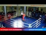 Всероссийские соревнования по боксу класса «А» на призы В.П. Агеева день 2