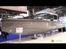 2018 Axopar 28 Cabin Version R - Walkaround - 2018 Boot Dusseldorf Boat Show