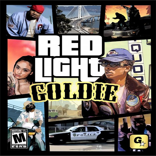 Goldie альбом Red Light