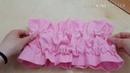 Бант на резинке для конверта-одеяла