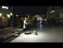 Агния Борисенко - Летели облака (ДДТ)