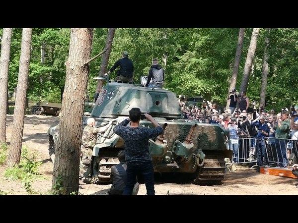 Pz.Kpfw.Tiger Ausf.B Militracks 2018 p.2
