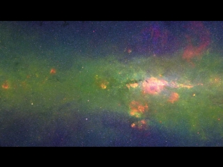 Floating Along the Milky Way (in 4k60p)