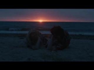 James + Alyssa (TEOTFW)    The Beach