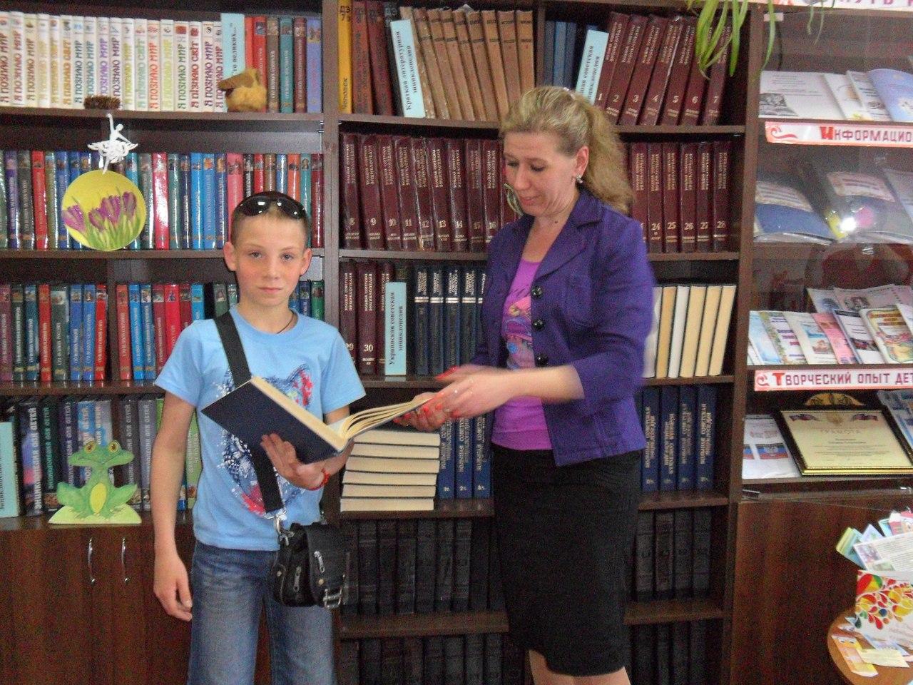 донецкая республиканская библиотека для детей, отдел справочно-библиографического и информационного обслуживания, сба библиотеки, каталоги и картотеки детям