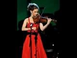 Hilary Hahn-Bach partita N 3 Gavotte en rondeau