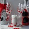 Свадебные аксессуары и подарки ручной работы