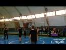 Волейбол 18.03.18 Соревнования между 9-11 классами.🤗