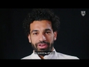 Мохамед Салах о Чемпионате Мира, своей травме и граффити