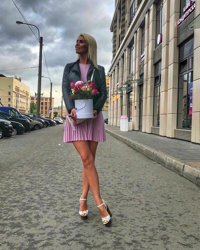 Оля Десятовская | Санкт-Петербург