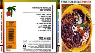 Bob Marley And The Wailers Confrontation 1983 Full Album