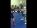 Тренировка в группе 12-15 лет по боевому самбо и ММА