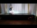 Первый чемпионат по свадебном танцу. Александр и Елина Киселевы