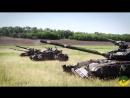 Стальной кулак ООС украинская армия отработала танковый прорыв , с учётом специфики Донбасса