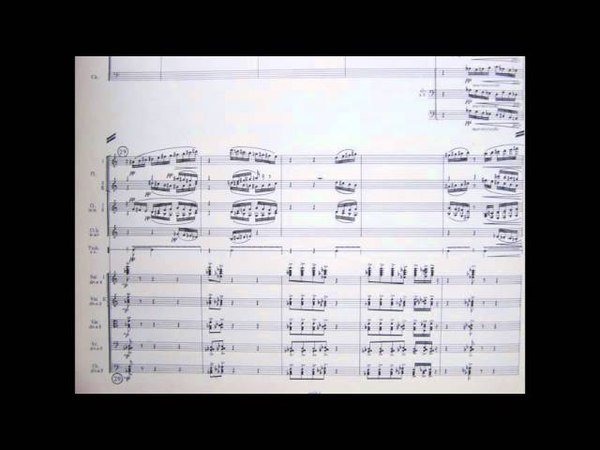 Witold Lutoslawski - Concerto For Orchestra (w/ score) (1950-54)
