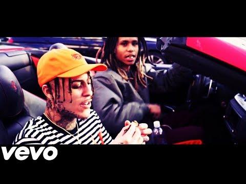 Lil GNAR - Drop Top Benz Ft. Lil Skies (Music Video)
