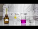 Гидролиз сульфида натрия индикатор фенолфталеин