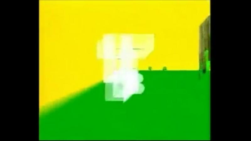 Заставка перехода на дневное время (ТВЦ, 11.03.2002-29.08.2004) Без звука